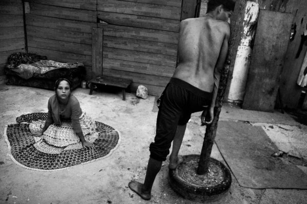 Dragos-Radu Dumitrescu的黑白摄影