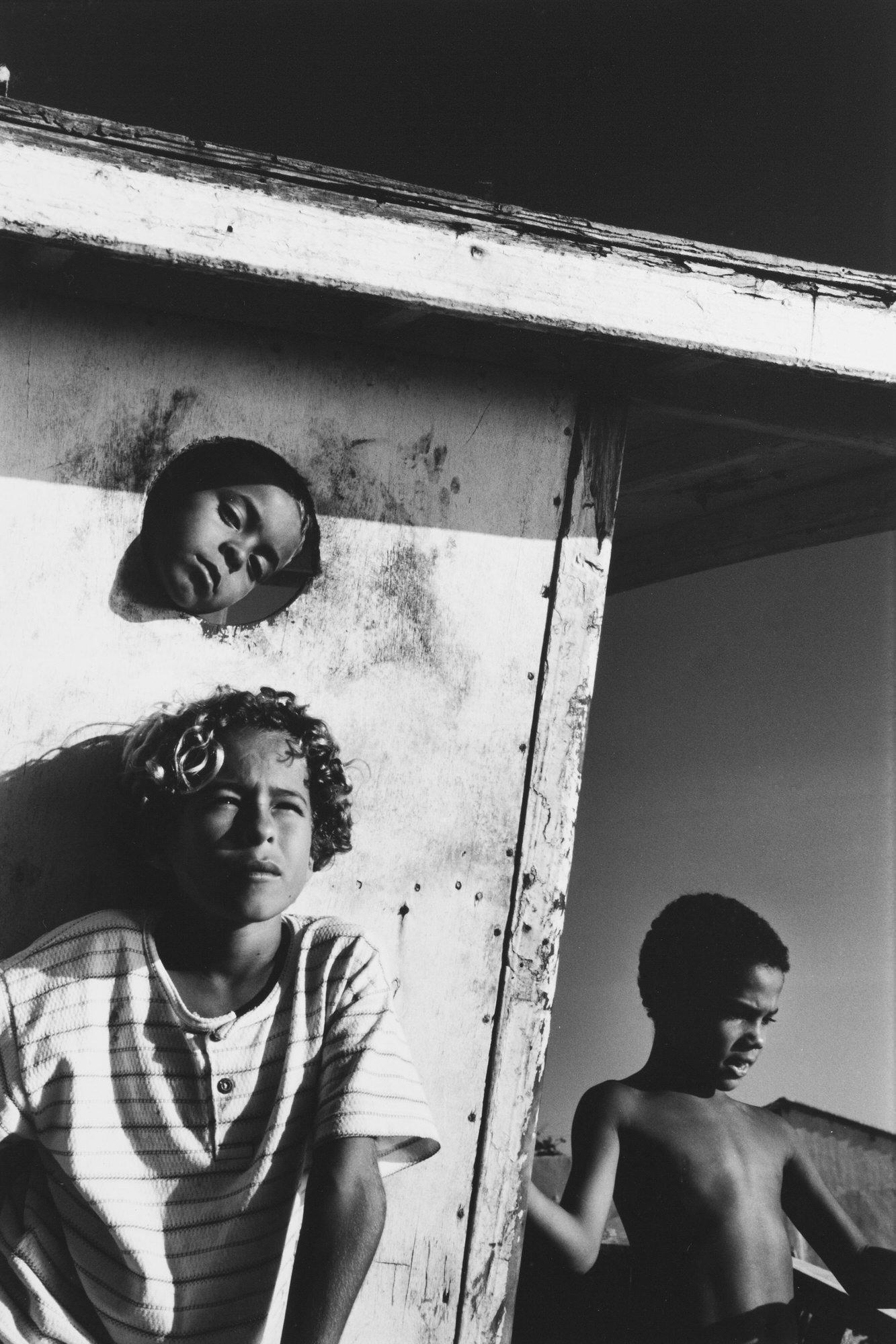 Enrico Marone的黑白摄影