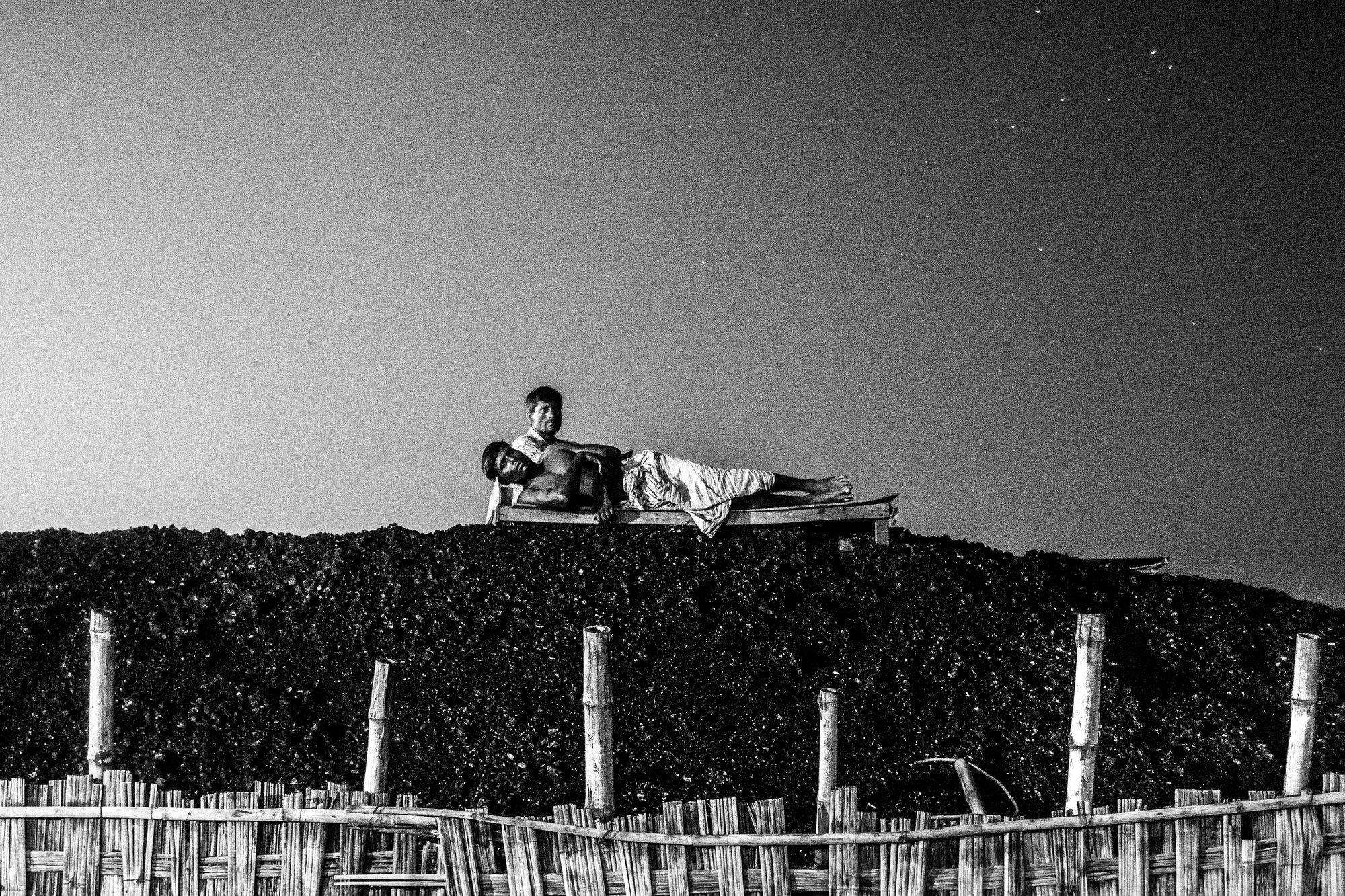 Mushfiqur Rahman的黑白摄影