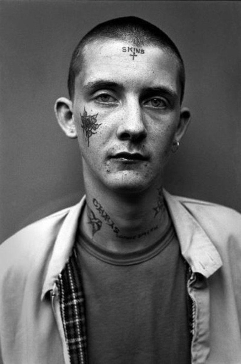 From Skinheads © Derek Ridgers