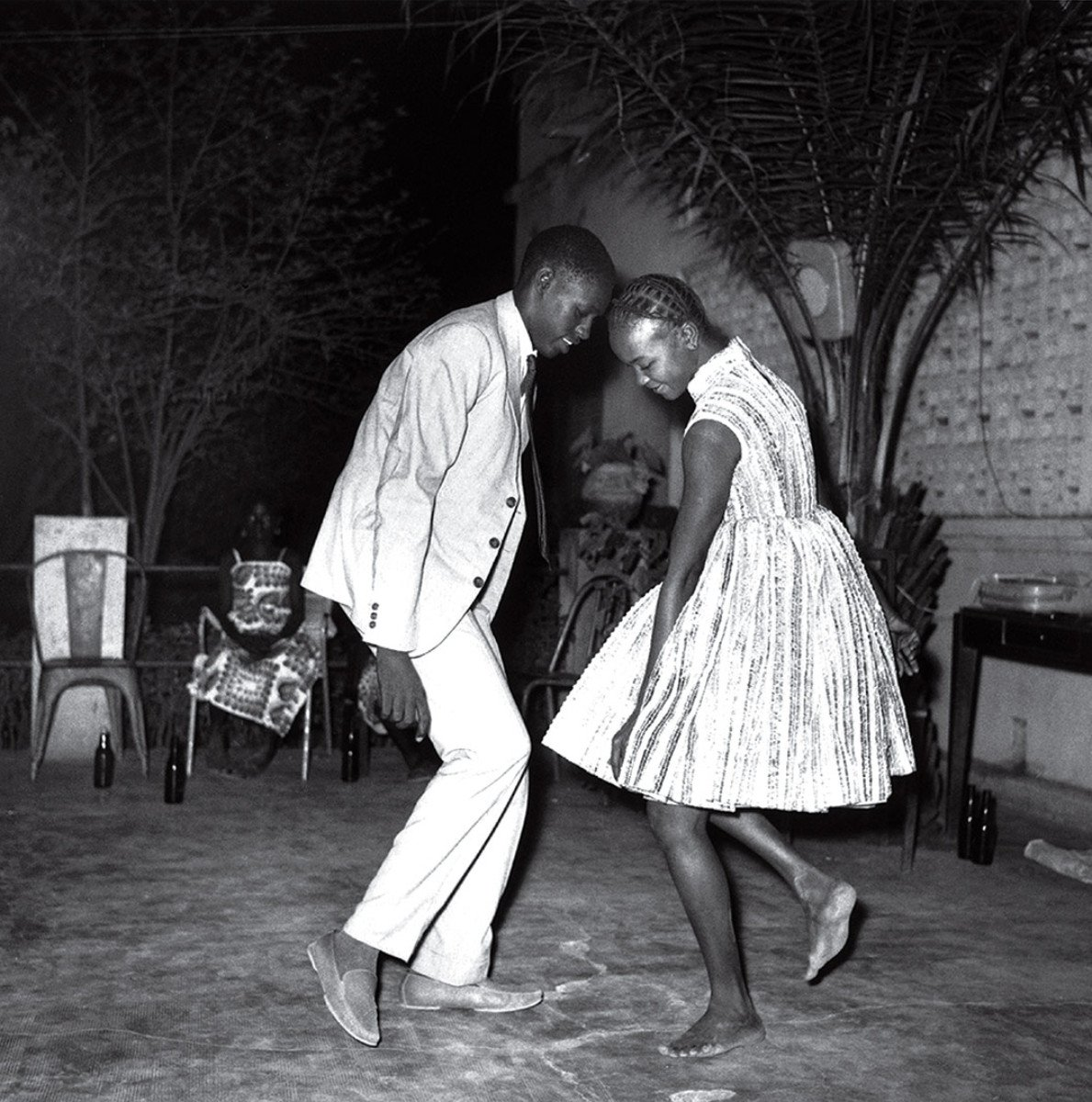Photography And Music Nuit de Noel (Happy Club) © Malick Sidibé