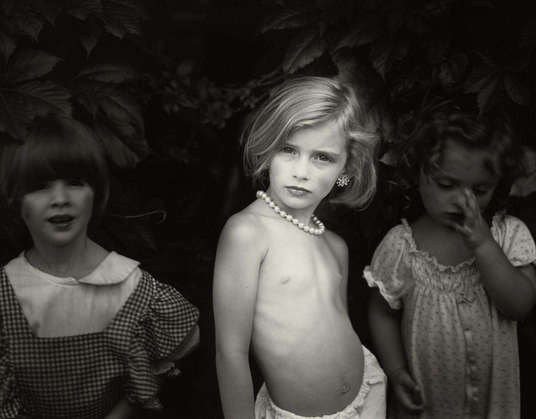 Jessie a Five, 1987 © Sally Mann
