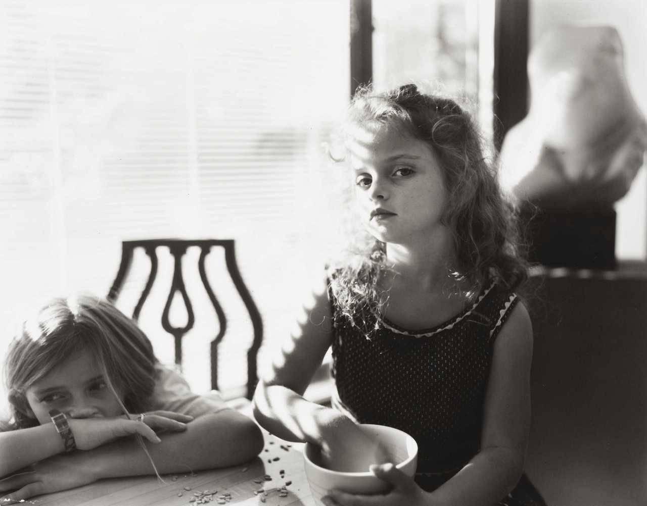 Semi di girasole, 1991 © Sally Mann