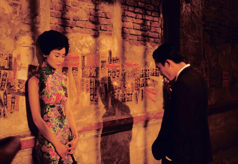 "Still from Wong kar Wai's "" In the Mood for Love"" Wing Shya"