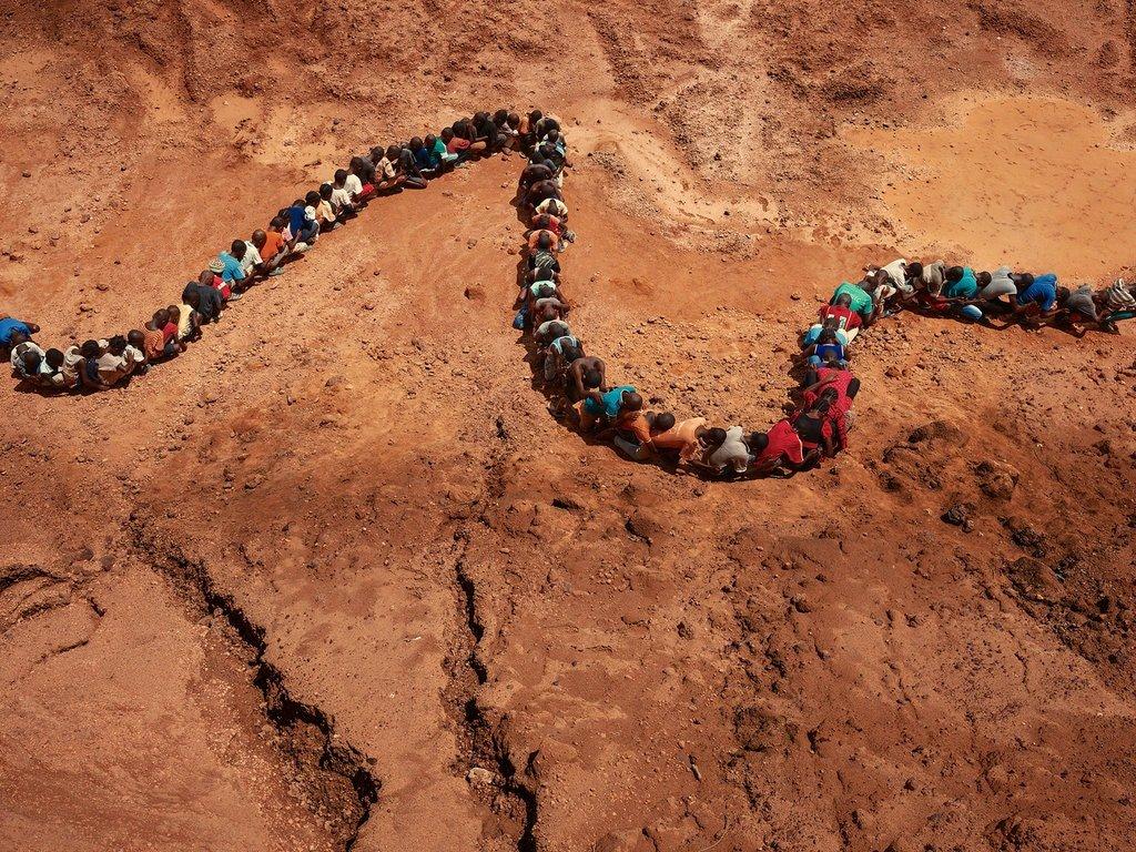 Color Photography Congo Tales Pieter Henket
