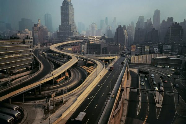 Color Photography by Evelyn Hofer, New York, 1964