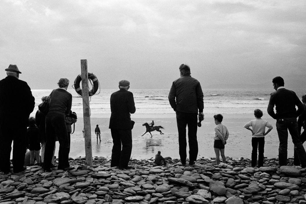 Irland - Martin Parr - Glenbeigh Rennen, 1983