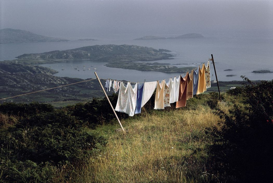 Harry Gruyaert - Ireland West Coast 1988