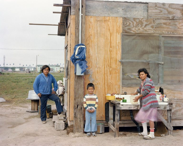 South Texas, janvier 1983 Photographie couleur par Joel Sternfeld