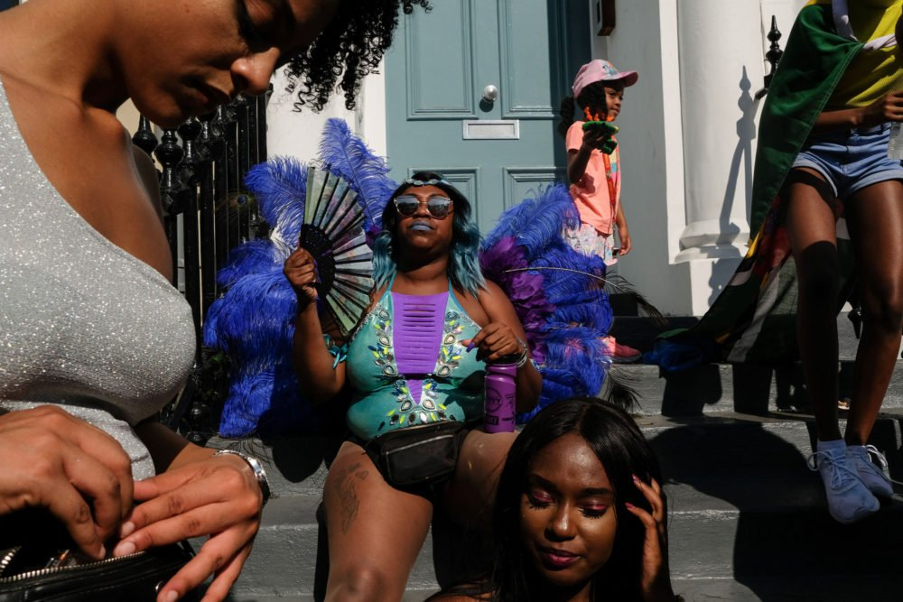 Fotografía callejera en Londres, Inglaterra por la fotógrafa Olesia Kim