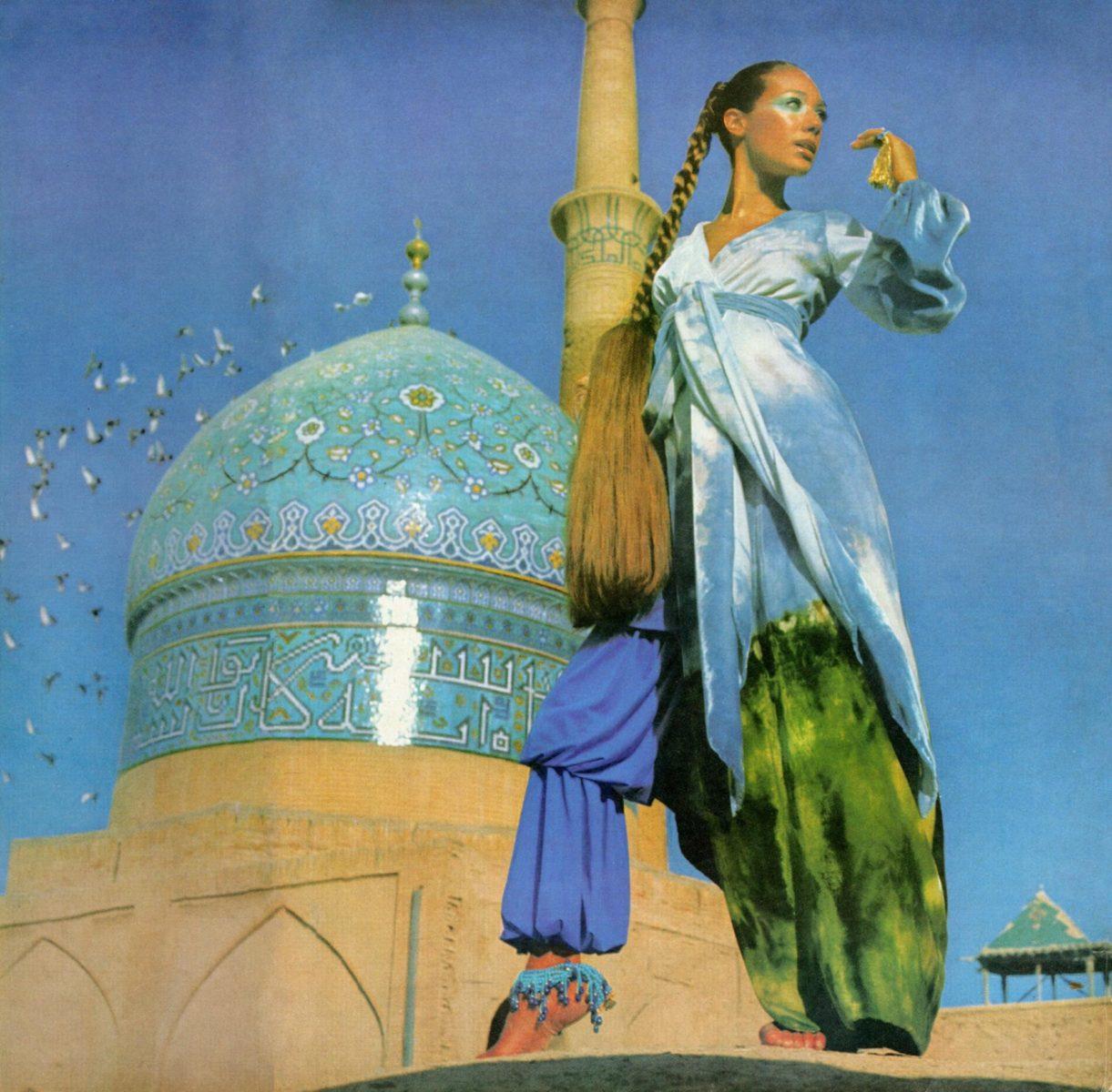Isfahan, Iran, 1969 © Henry Clarke