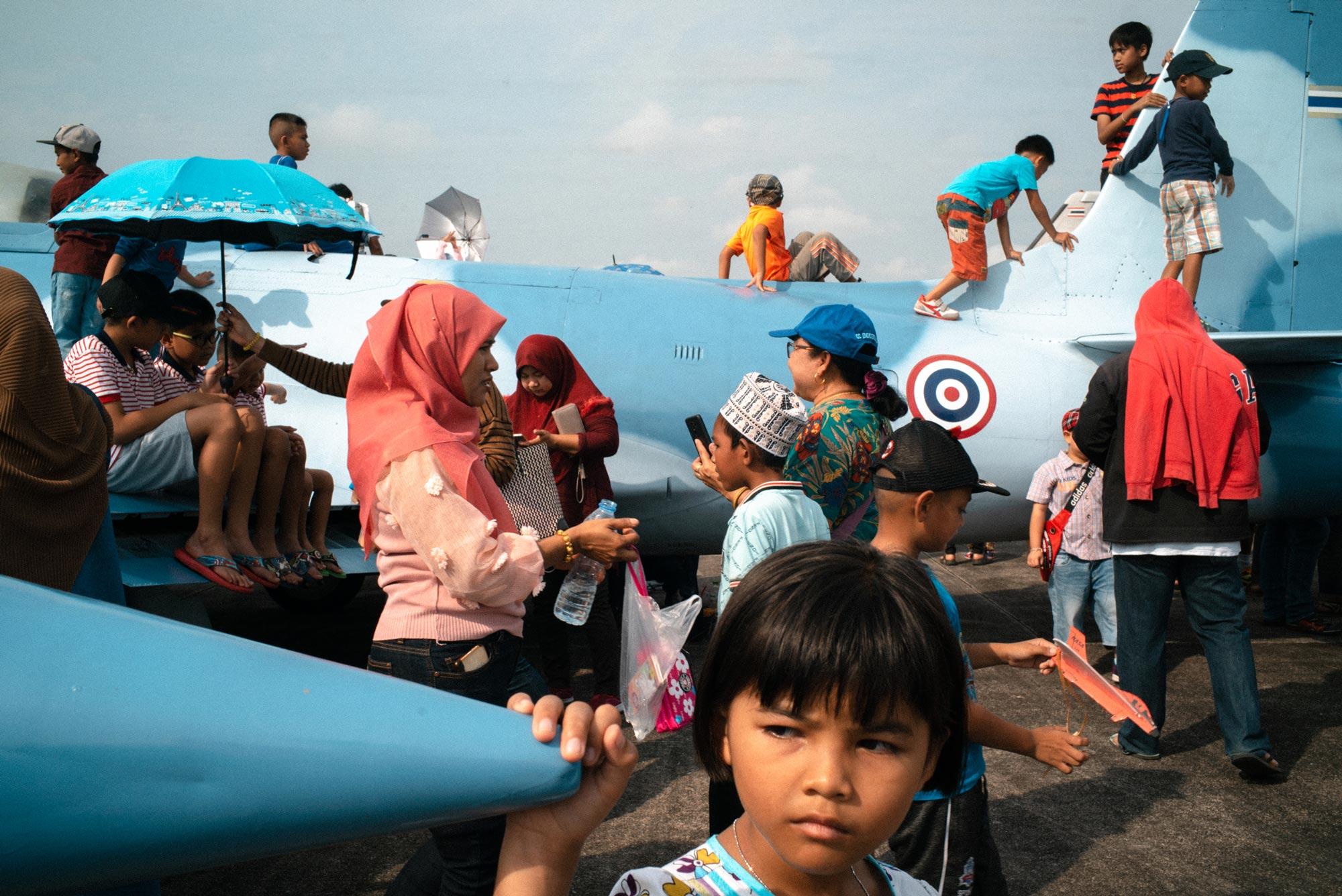 Street photography in Thailandia dal fotografo Sakulchai Sikitkul