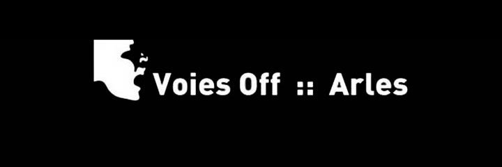 Voies Off Arles Logo