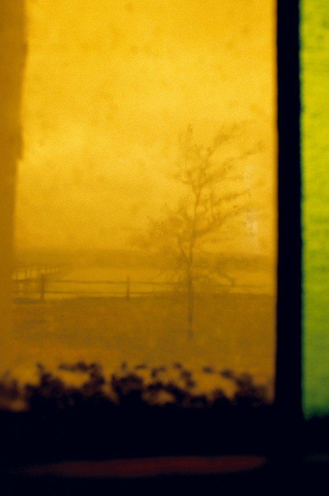 Vidrieras, Río Missouri, Estados Unidos. 2006 © Rebecca Norris Webb