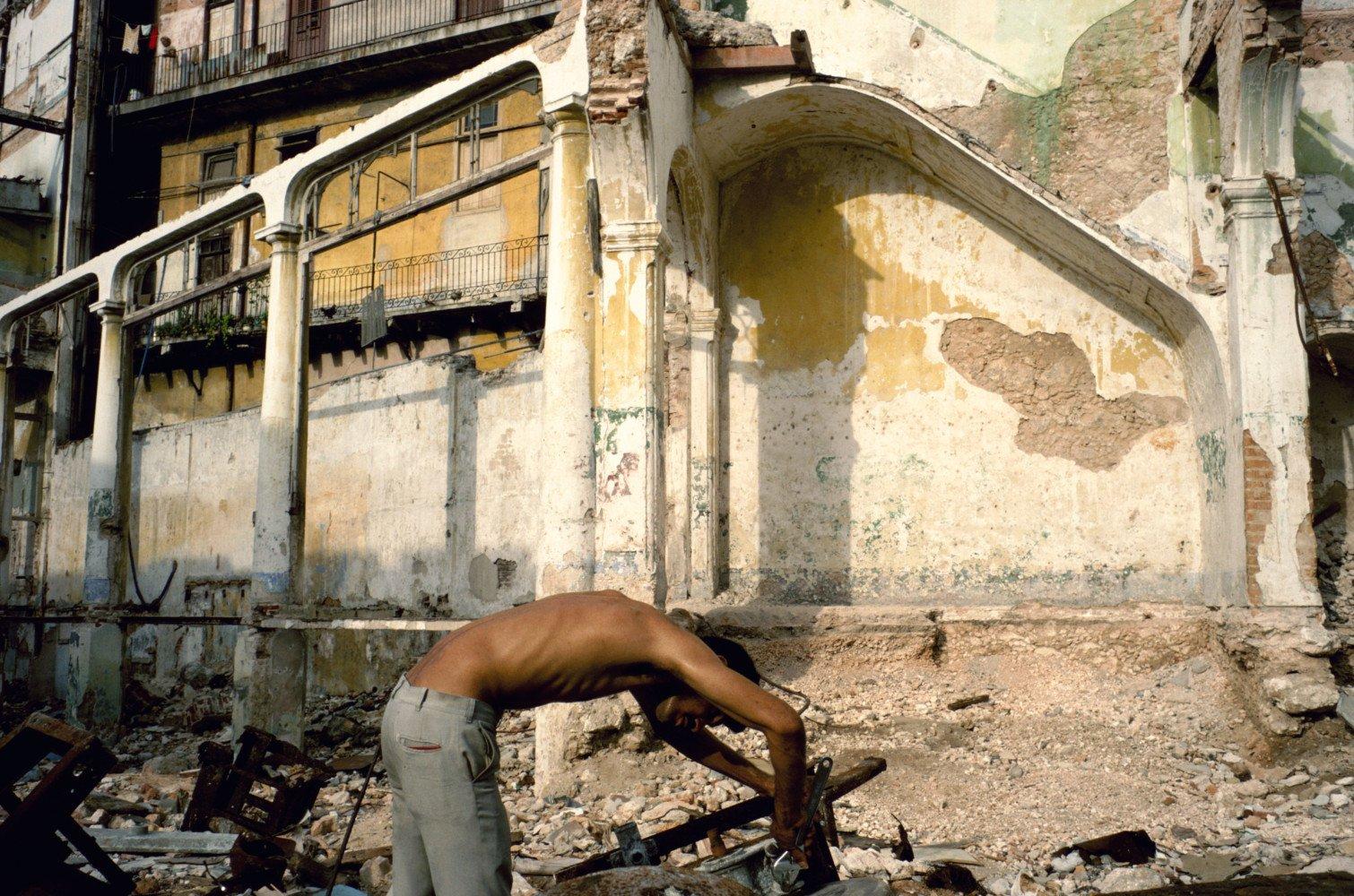 La Habana, Cuba 1993 © Alex Webb / Magnum Photos