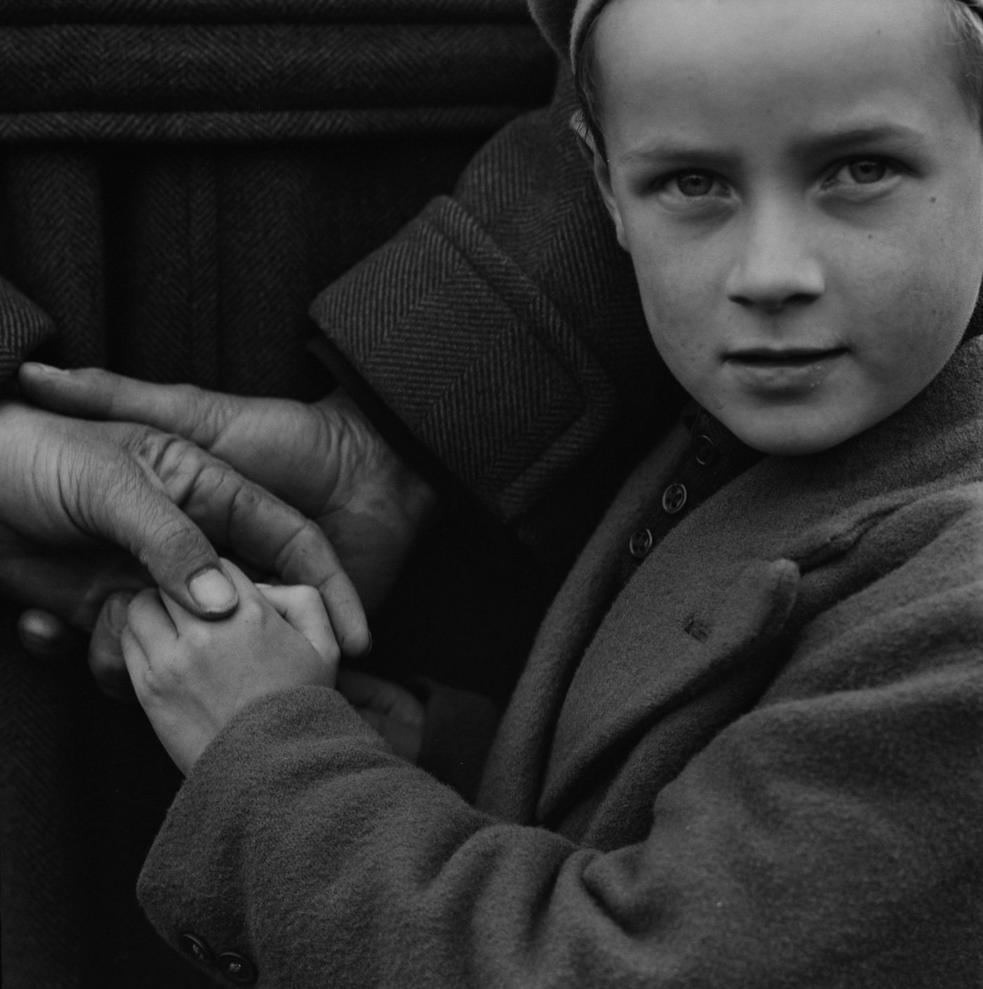 Dorothea Lange - Irish Country People,1954