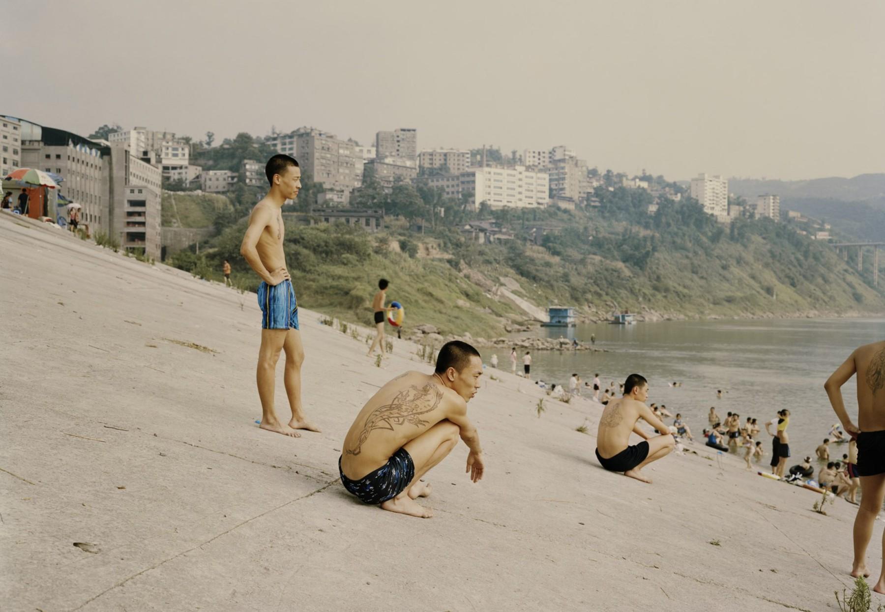 Fuling I, Chongqing Municipality, 2006 photograph by Nadav Kander