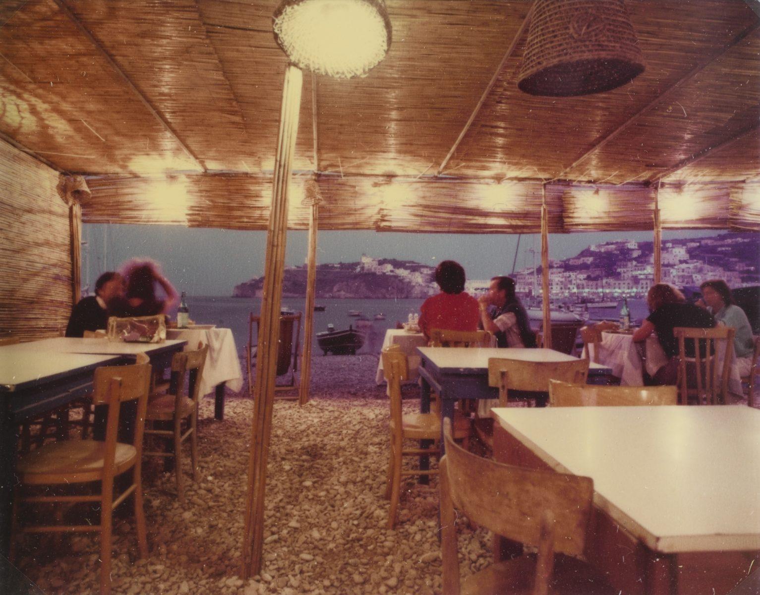 Isola di Ponza,意大利的Paesaggio,1986年©Luigi Ghirri
