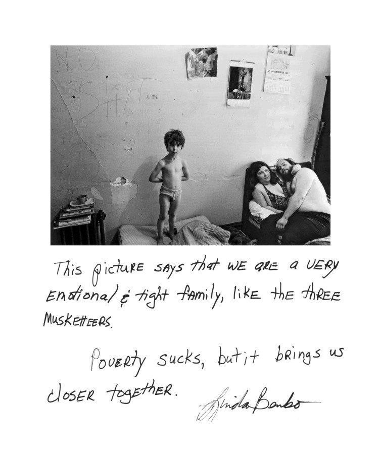 Ricco e povero © Jim Goldberg / Magnum Photos