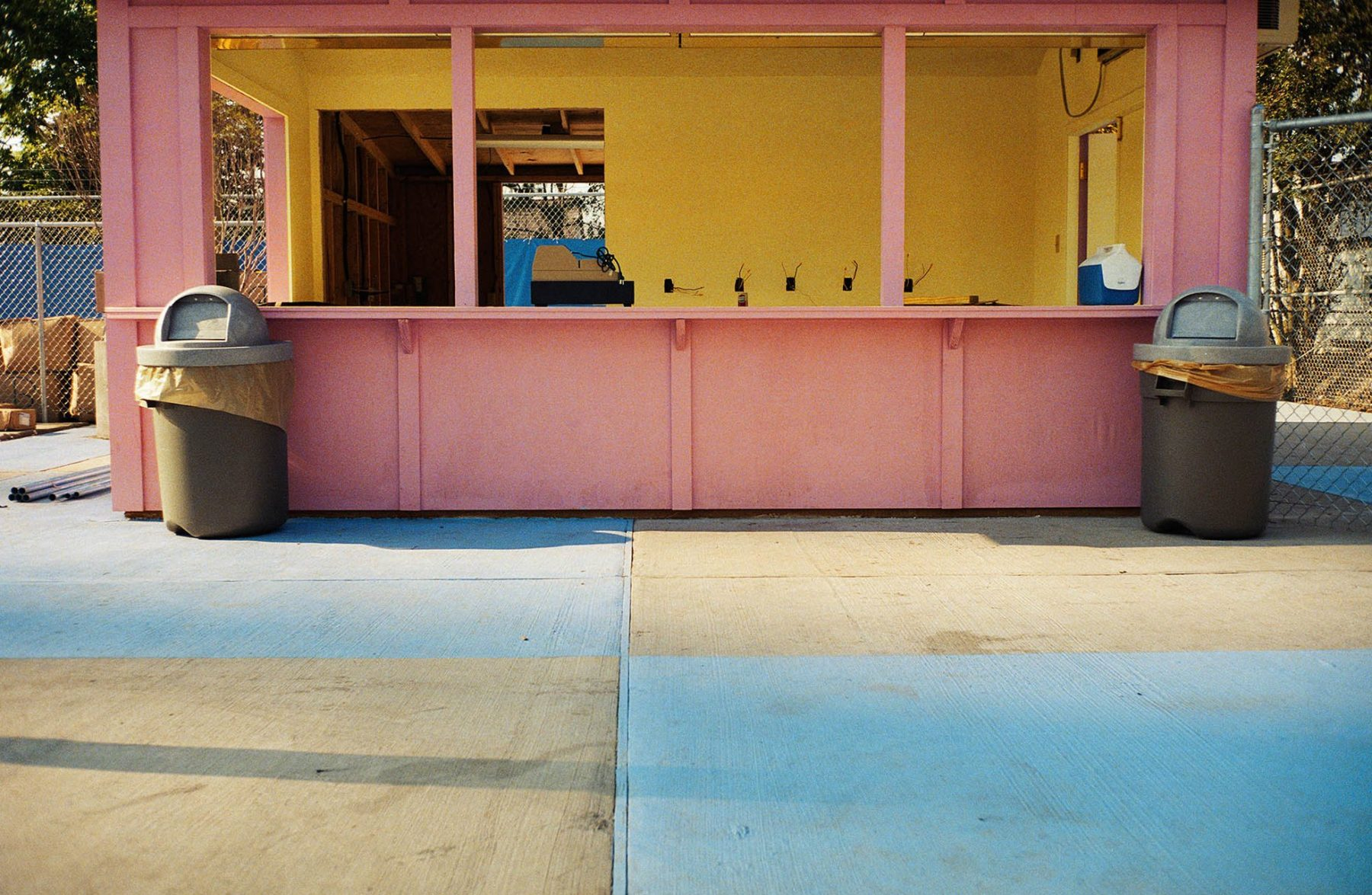 Color photography, Untitled, c. 1983-86 photograph by William Eggleston © Eggleston Artistic Trust