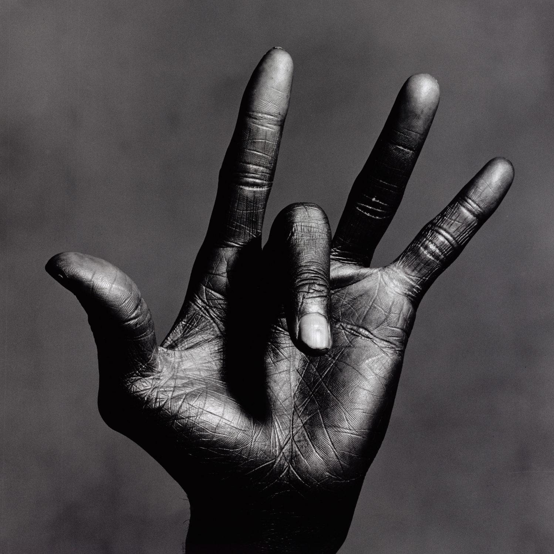 The Hand of Miles Davis, New York, 1986 © The Irving Penn Foundation