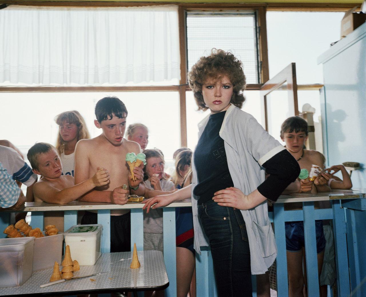 New Brighton UK From 'The Last Resort' , 1983-85 © Martin Parr/Magnum Photos