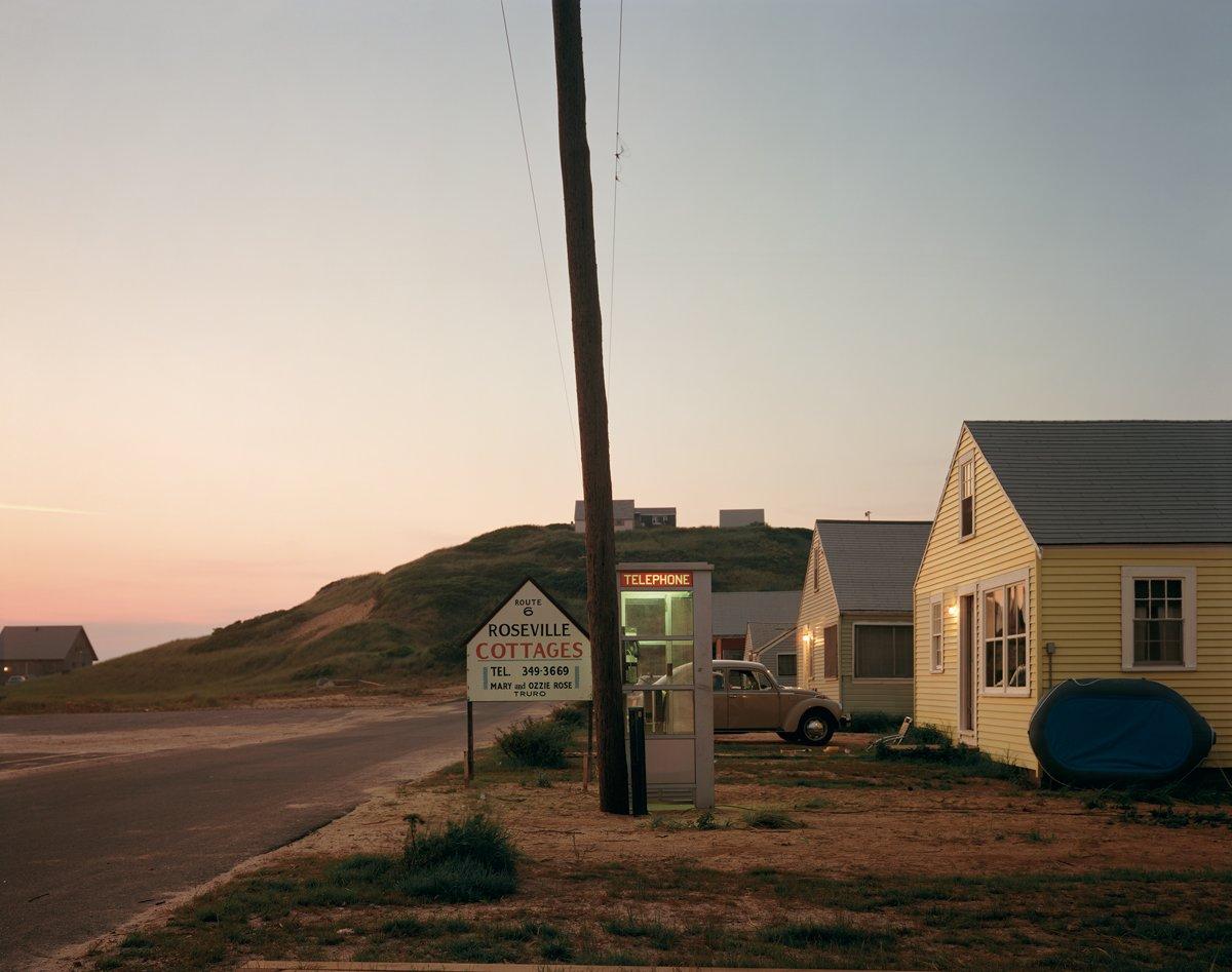 Cape Light, Cape Cod, USA 1979 © Joel Meyrowtiz