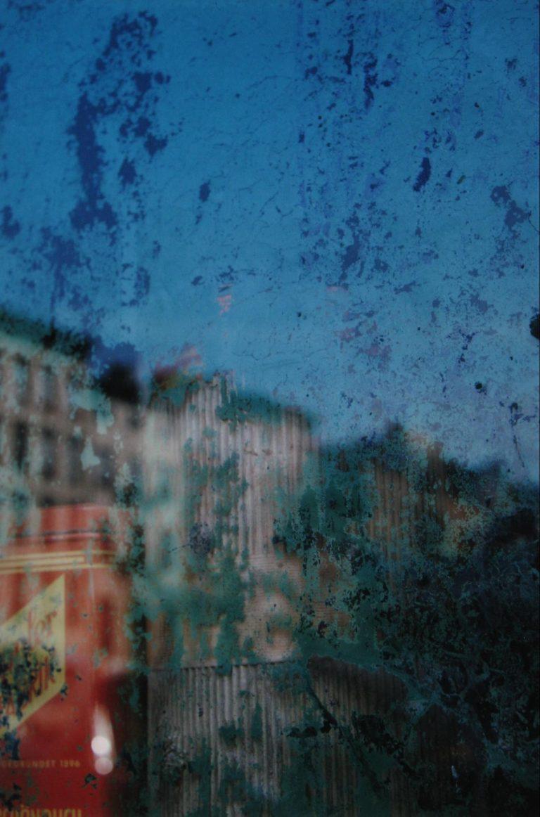 Window-纽约,1957年©Saul Leiter Foundation