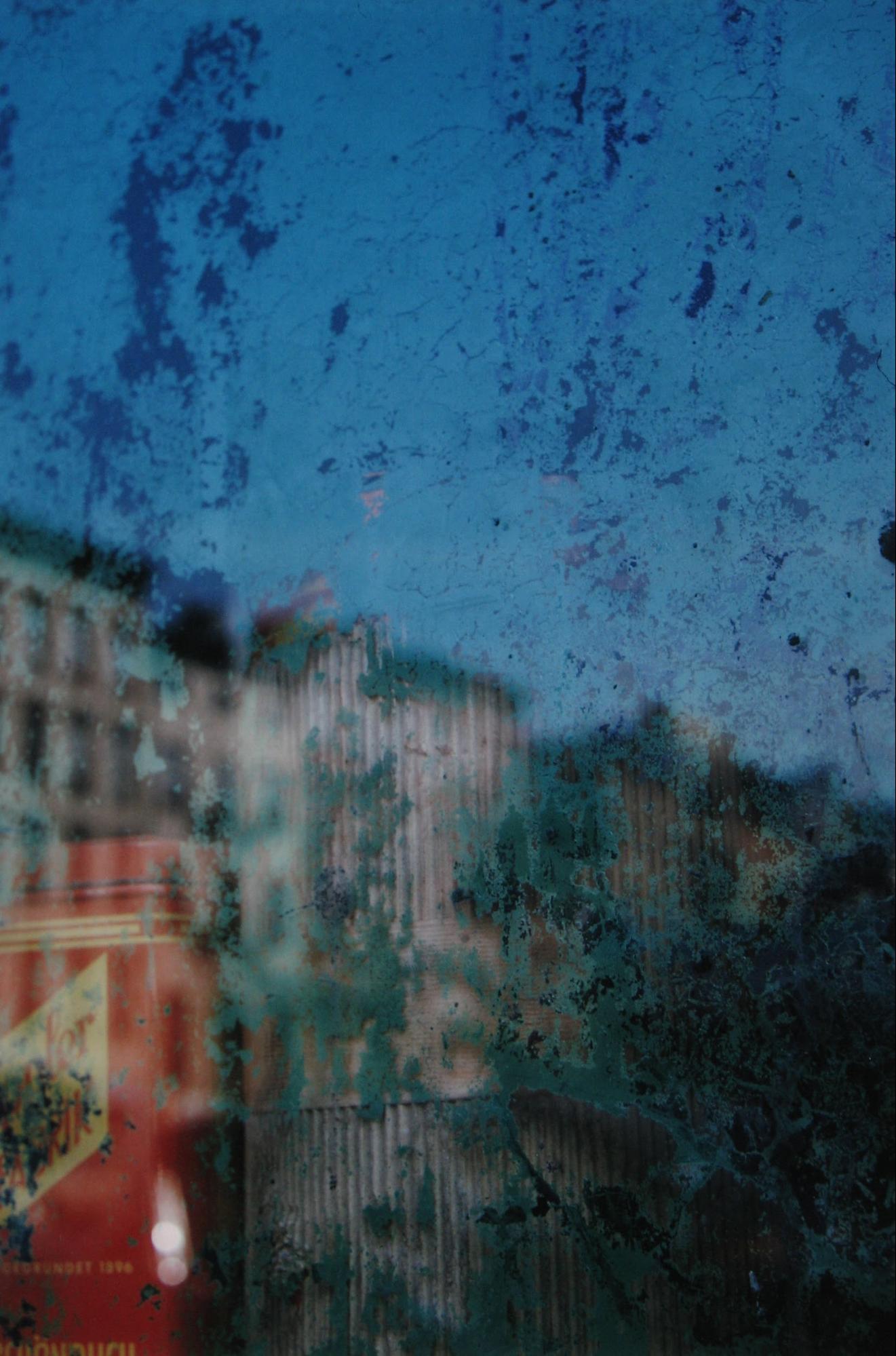 Fenster - New York, 1957 © Saul Leiter Foundation