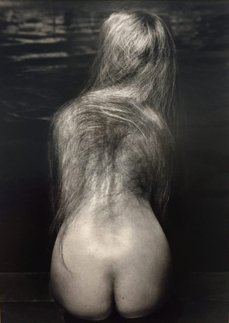 At the pool, 1951© Estate of Ruth Bernhard