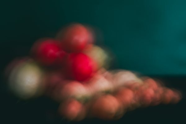 Colorful still photograph of fruits by Darian Zahedi