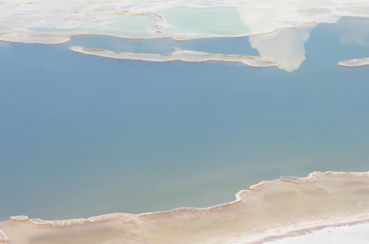 Fotografía de travels en color por Pia Riverola, Salt Flats, Oaxaca, México