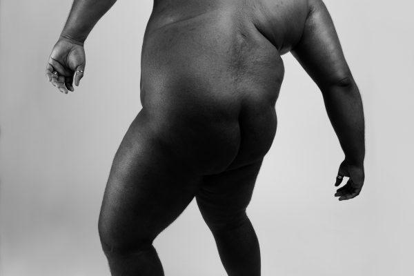 Black & white fotografía, retrato, estudio, cuerpo, hombre