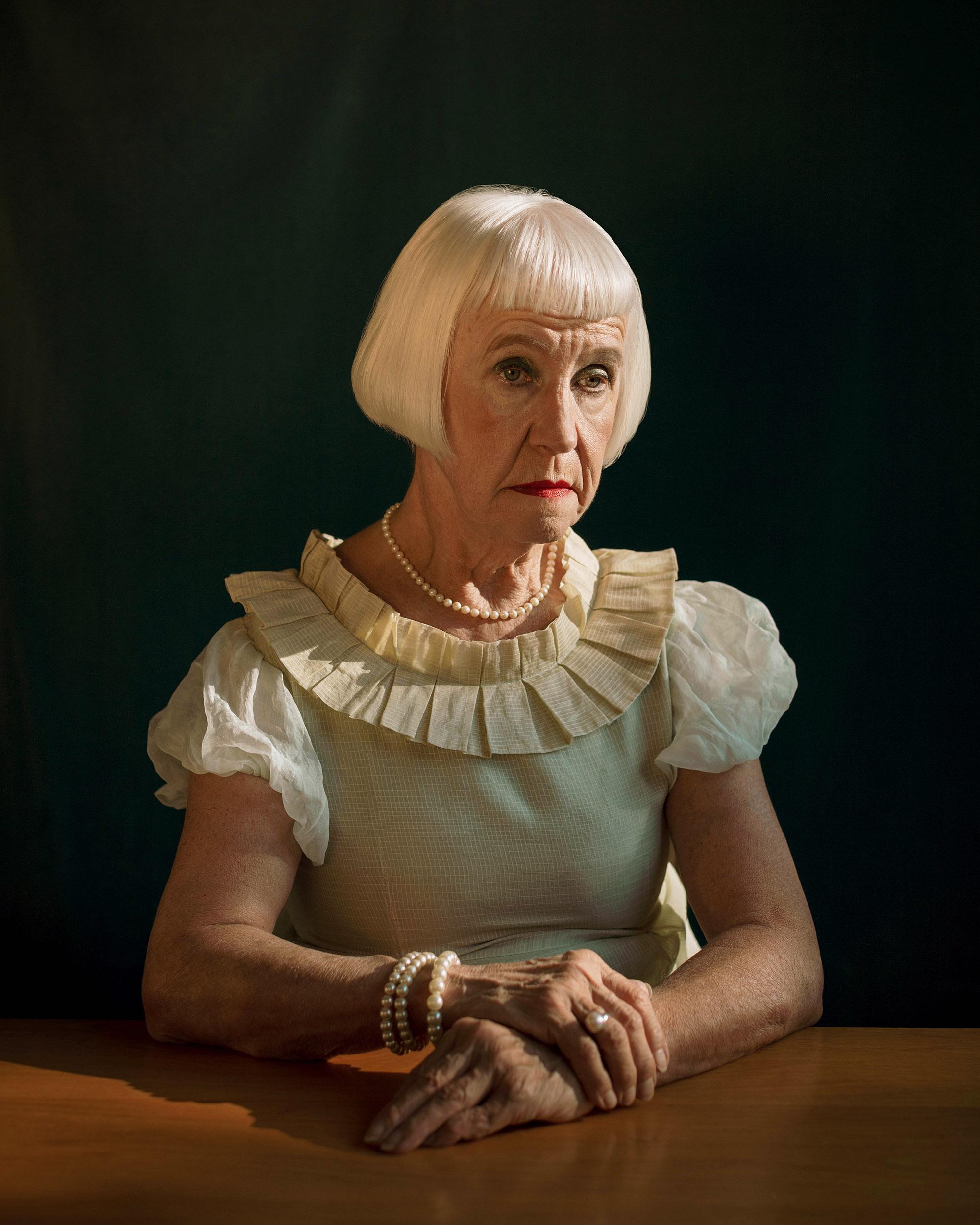 Portrait photographie couleur, Finaliste du Concours People