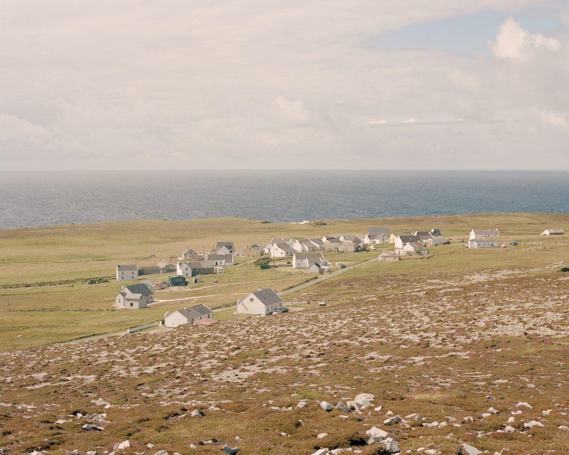Farbe, Filmfotografie von Cian Oba-Smith, Landschaft, Tory Island, Irland