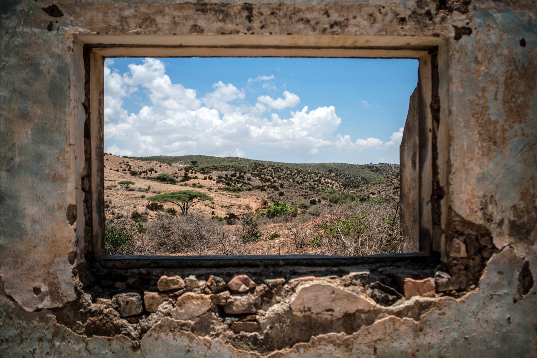 Photographie de paysage couleur de la Somalie par Nichole Sobecki