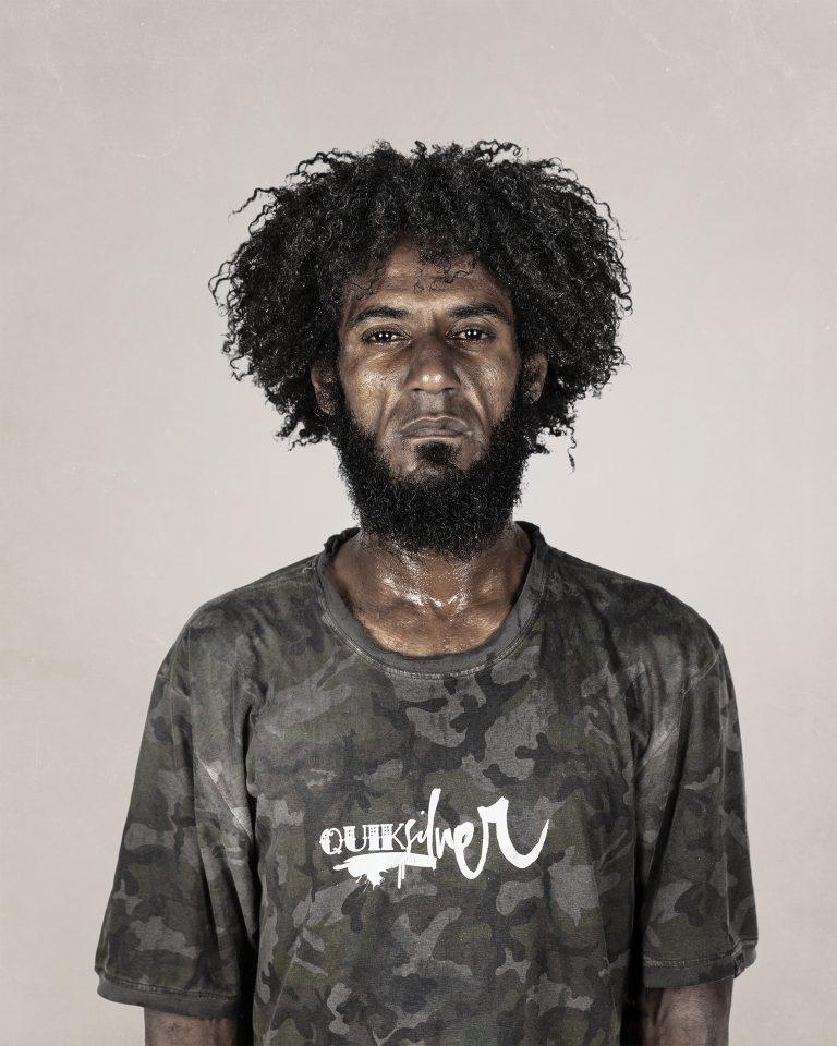 Retrato en color de Gui Christ, hombre São Paulo