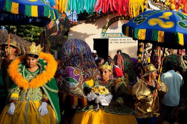 color photo by Alex Almeida from Brazil Tropical light. celebration.carnival.