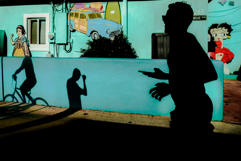 street color photograph shot in Florida, USA, by Carlos Antonorsi