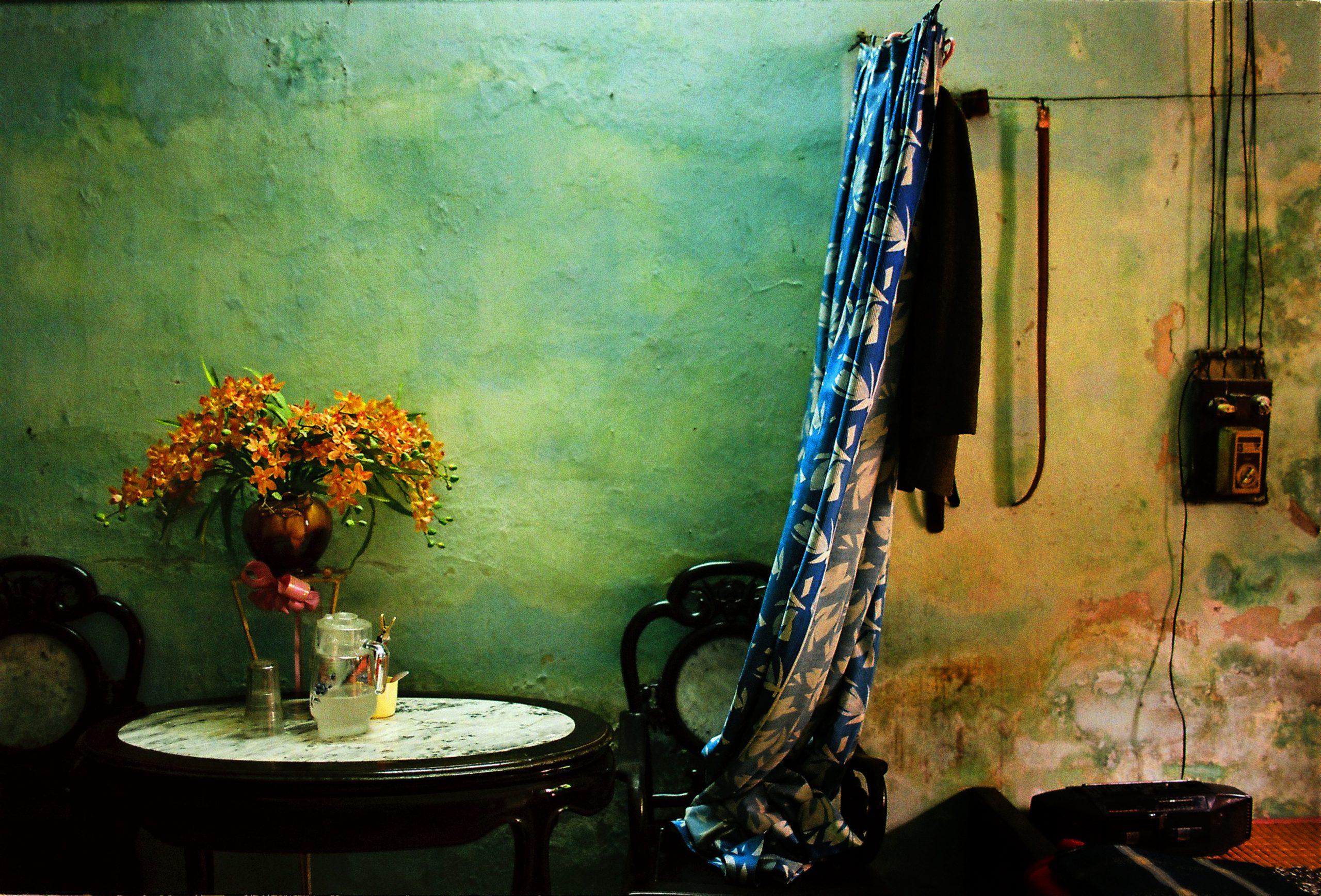 Color photo by Maika Elan from Inside Hanoi.