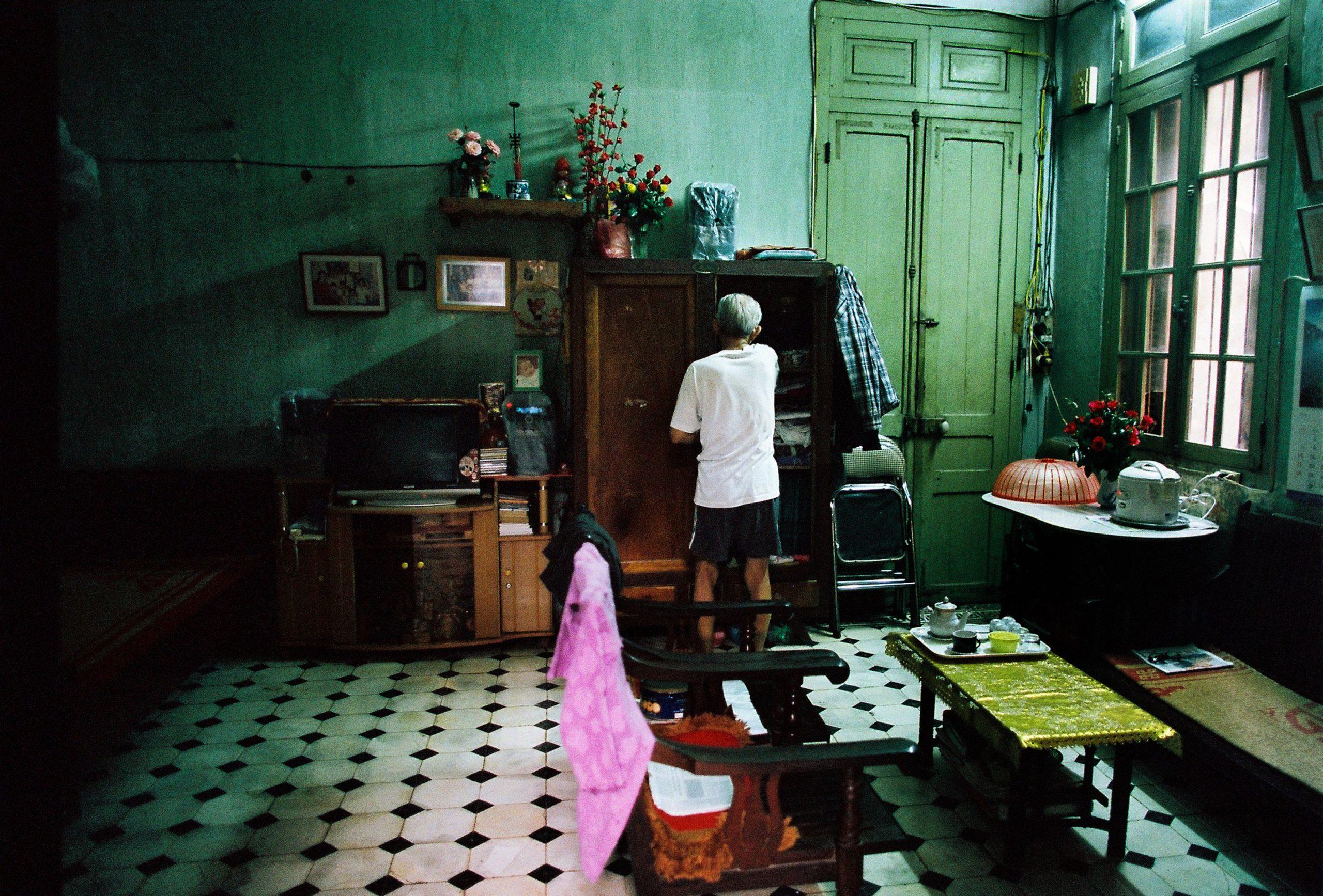 Color photo by Maika Elan from Inside Hanoi