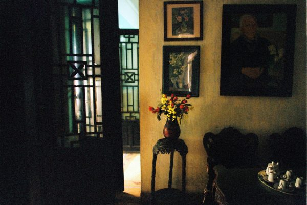 Color photo by Maika Elan, from Inside Hanoi