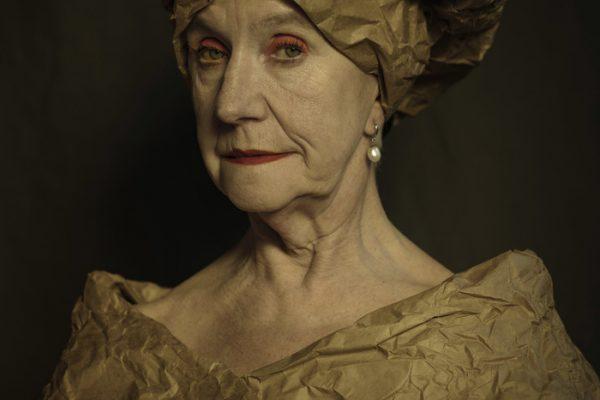 color portrait photograph of a woman - EHA by Sirli Raitma
