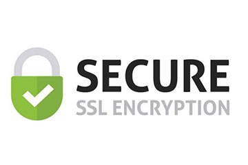 Secured SSL Encryption Logo