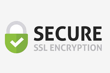 SSL Encryption Logo - Submit Page